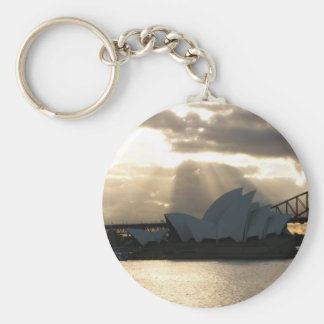 Sydney Opera House Key Ring