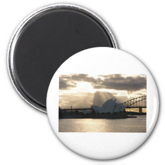 Sydney Opera House Magnet