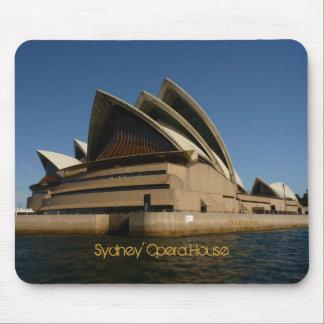 Sydney' Opera House Mouse Pad
