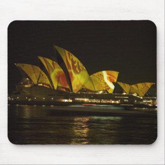 Sydney Opera House Mouse Pad