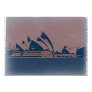 Sydney Opera House Photo Art