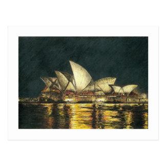 Sydney Opera House Post Card