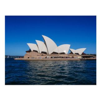 Sydney Opera House - Postcard