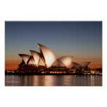 Sydney Opera House Posters