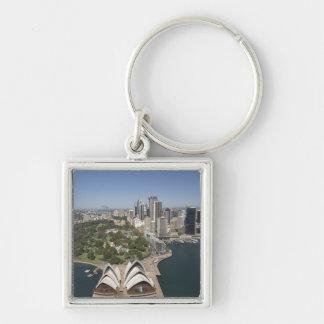 Sydney Opera House, Royal Botanic Gardens, CBD Key Ring
