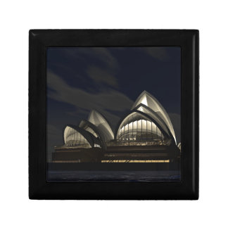 Sydney opera house small square gift box