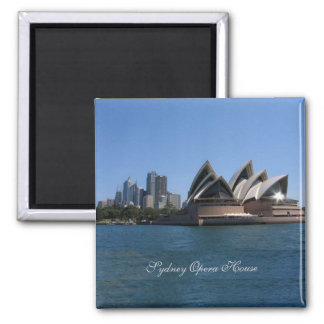 Sydney Opera House, Square Magnet