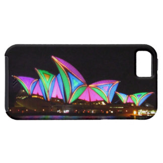 sydney opera house vivid iPhone 5 cover