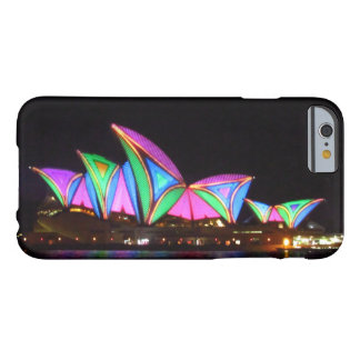 sydney opera vivid house barely there iPhone 6 case