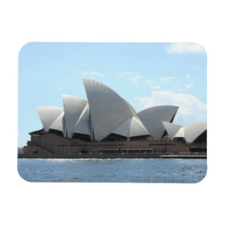 Sydney operahouse fexible magnet