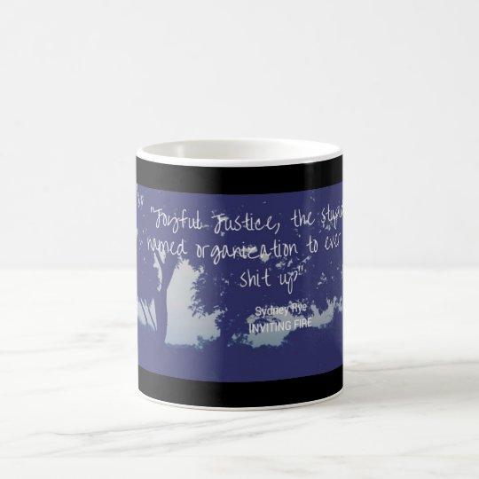 Sydney Rye Mug-Blue Coffee Mug