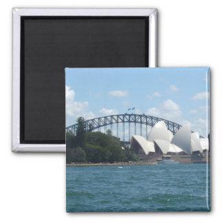 sydney square magnet