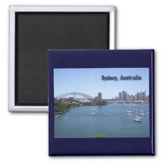 Sydney Standard Square Magnet