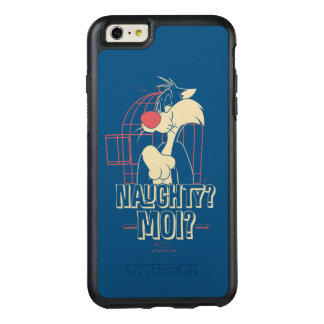 SYLVESTER™- Naughty? Moi? OtterBox iPhone 6/6s Plus Case