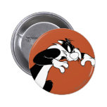 SYLVESTER™ Prowling 6 Cm Round Badge