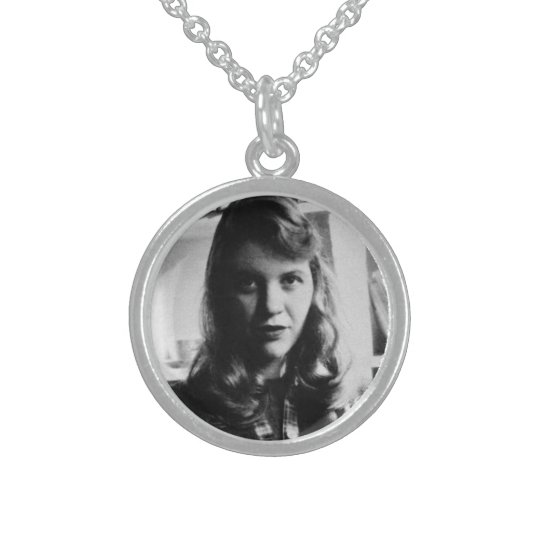 Sylvia Plath Necklace