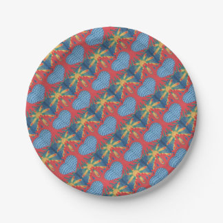 Symbiosis Paper Plate