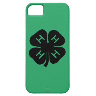 Symbol: 4-H Club iPhone 5 Case
