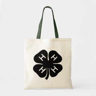 Symbol: 4-H Club Tote Bag