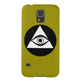 Symbol: All Seeing Eye Galaxy S5 Cover
