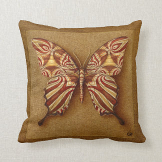 SYMBOL-BUTTERFLY CUSHION