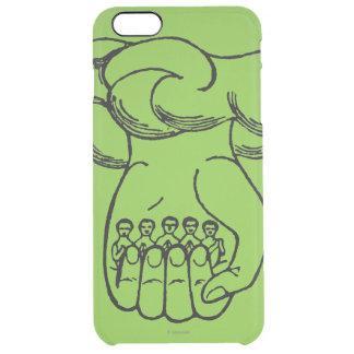 Symbol: Divine Hand Clear iPhone 6 Plus Case