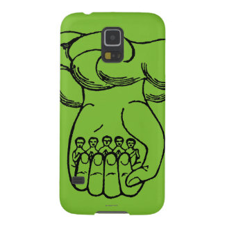 Symbol: Divine Hand Galaxy S5 Covers