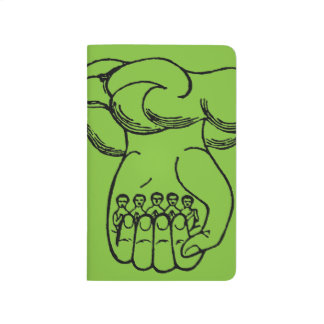 Symbol: Divine Hand Journal