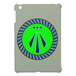 Symbol Druiden druids awen Case For The iPad Mini