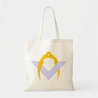 Symbol freemason freemasons bag