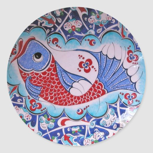 Symbol of Fortune / Tile art Sticker
