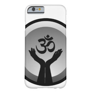 Symbol of Hinduism- om symbol Barely There iPhone 6 Case