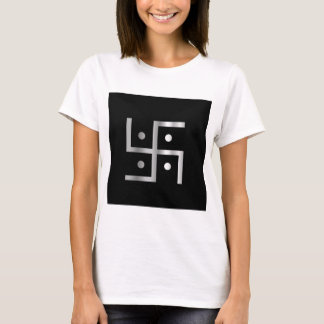 Symbol of Hinduism Swastika T-Shirt