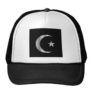 Symbol of Islam Trucker Hats