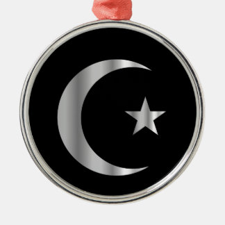 Symbol of Islam Christmas Ornament