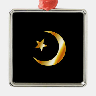 Symbol of Islam religion Christmas Ornament