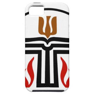 Symbol of Presbyterian religion iPhone 5 Cases