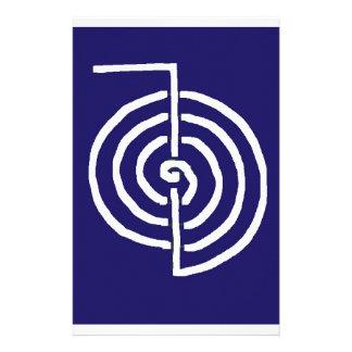 Symbolic Art : Reiki Chokurai Customised Stationery