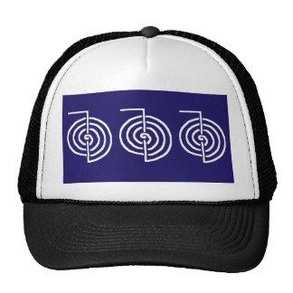 Symbolic Art : Reiki Chokurai Mesh Hats
