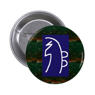 Symbolic ART : Reiki Chokurai Sayhaykey 6 Cm Round Badge