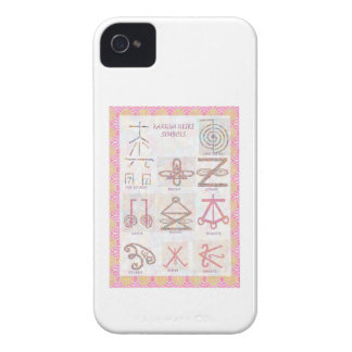 Symbolic ART : Reiki Masters Practice Tools iPhone 4 Covers