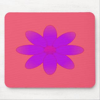 Symbolic Flower Mousepads
