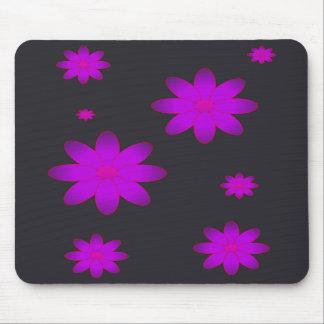 Symbolic Flowers Mousepad