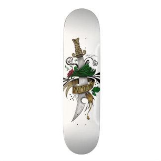 Symbolic Sword 18.1 Cm Old School Skateboard Deck