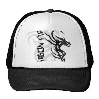 Symbolism - Dragon Fire Trucker Hat
