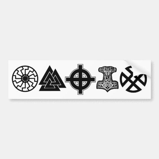 symbolism.png bumper sticker