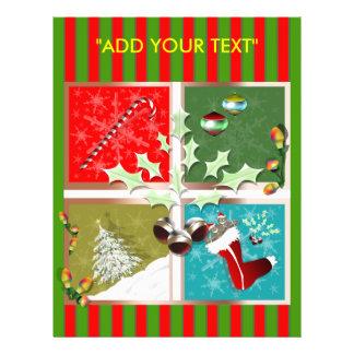 Symbols of Christmas Flyer