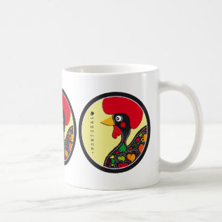 Symbols of Portugal - Rooster Coffee Mug