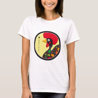 Symbols of Portugal - Rooster T-Shirt