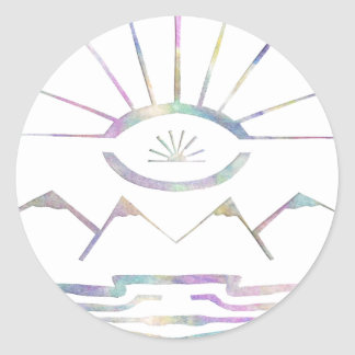 Symmetry | Customizable Sticker